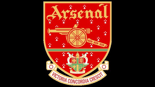 Arsenal Logotipo 2001-2002