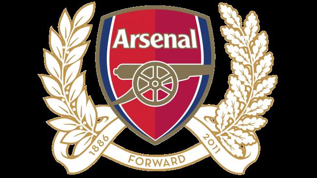 Arsenal Logotipo 2011-2012