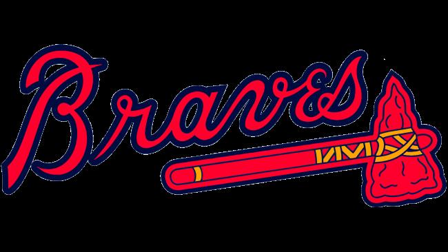 Atlanta Braves Logo 2018-Presente