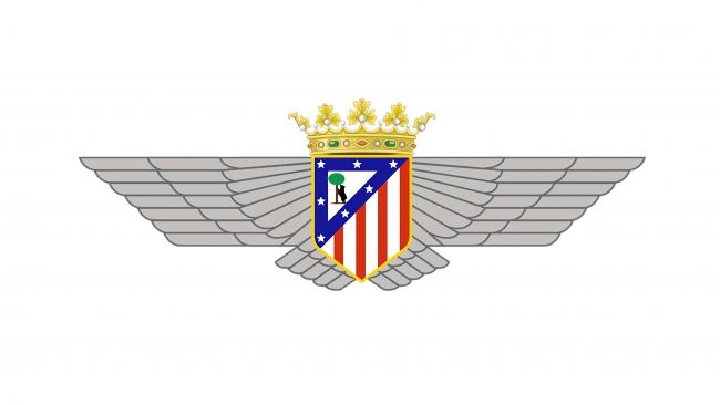 Atletico Madrid Logotipo 1942-1947