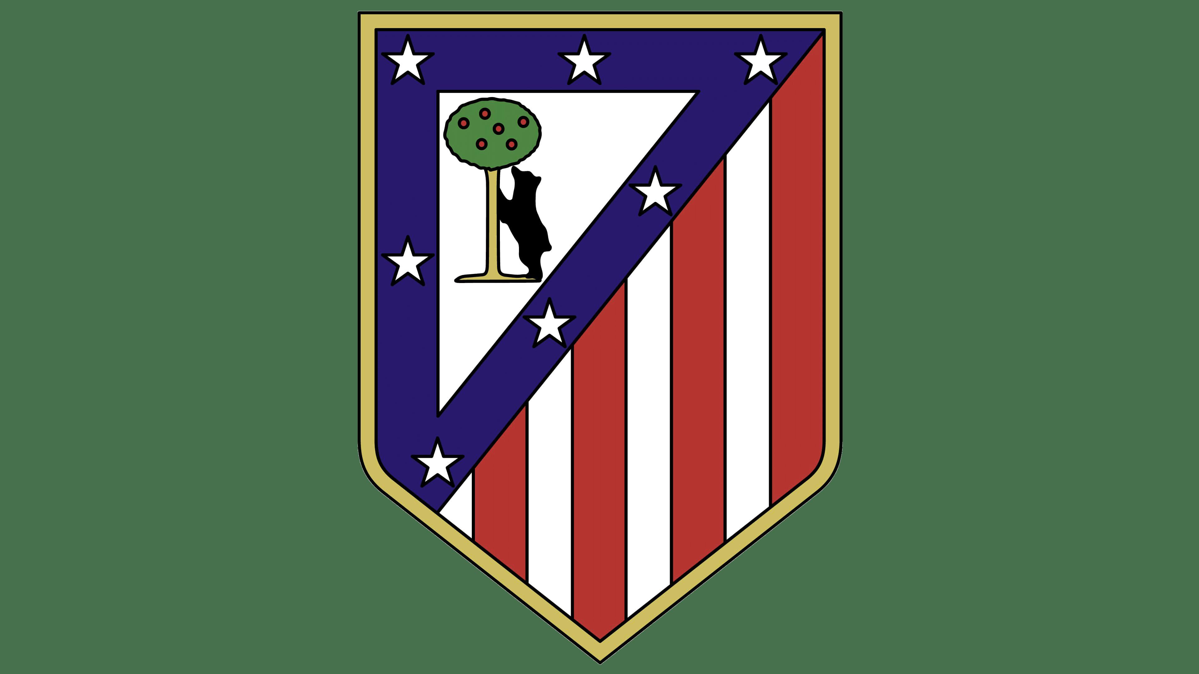 Atletico Madrid Logo   LOGOS de MARCAS