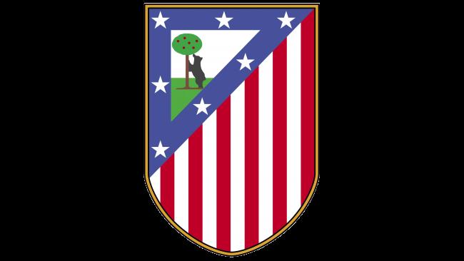 Atletico Madrid Logotipo 1947-1950