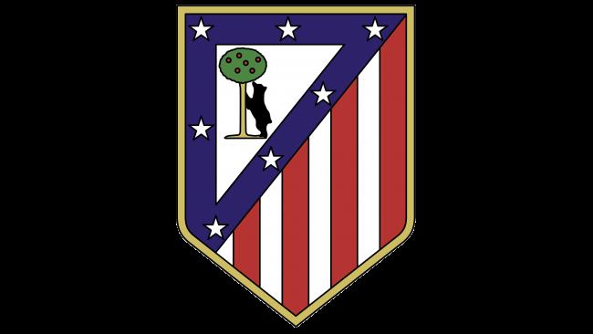 Atletico Madrid Logotipo 1970-2016