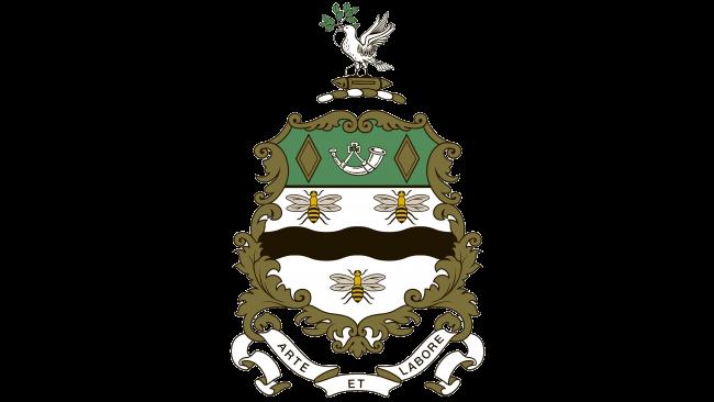 Blackburn Rovers Logotipo 1960-1974