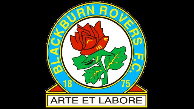 Blackburn Rovers Logotipo 1990-2000