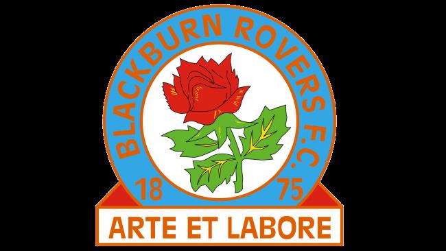 Blackburn Rovers Logotipo 1990
