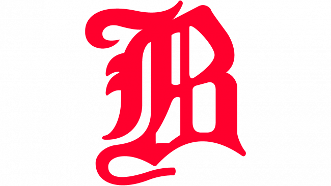 Boston Beaneaters Logo 1900