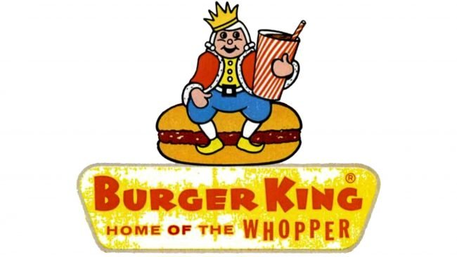 Burger King Logotipo 1957-1969
