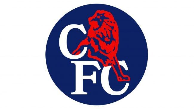 Chelsea Logotipo 1986-1995