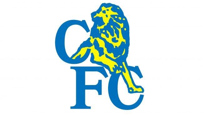 Chelsea Logotipo 1995-1997