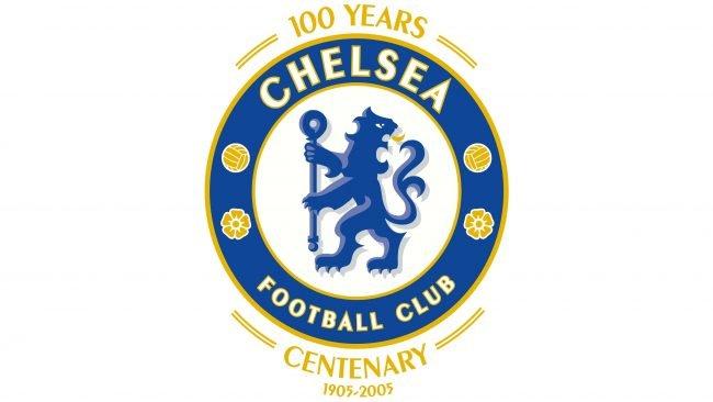 Chelsea Logotipo 2005-2006