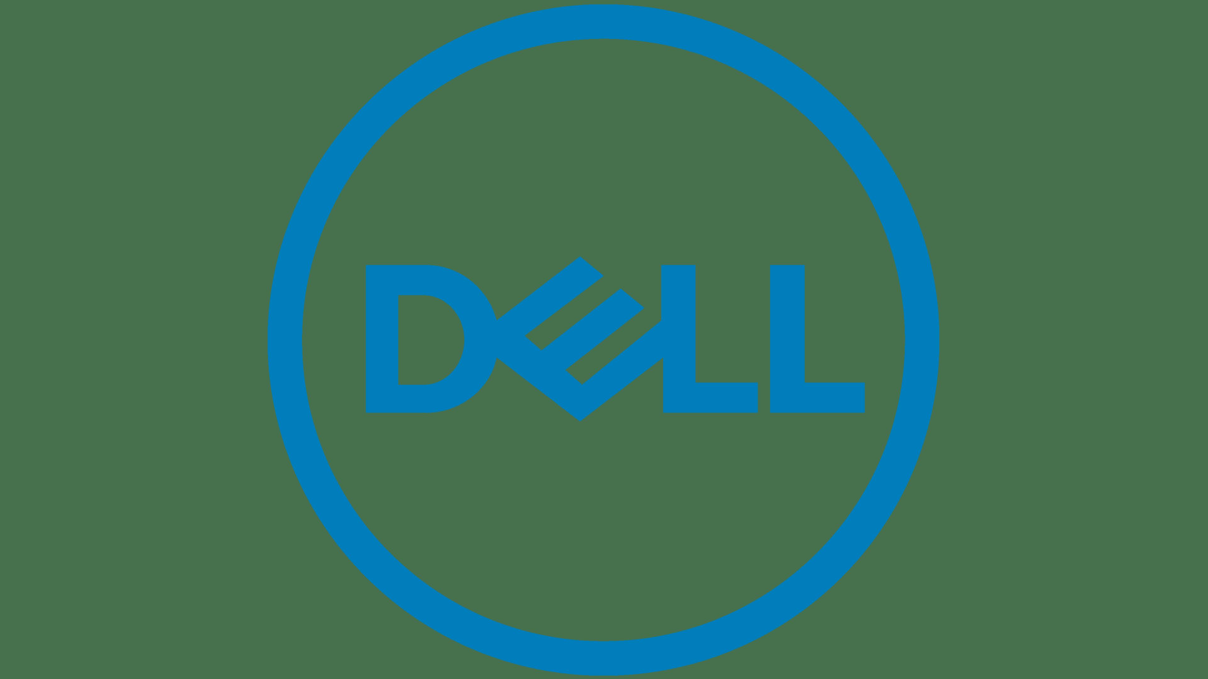 Dell Logo | LOGOS de MARCAS