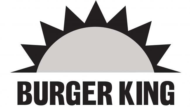 Insta Burger King Logotipo 1953-1954