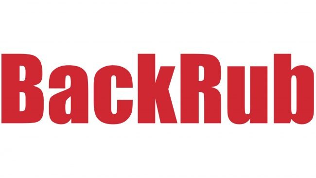 BackRub Logotipo 1995-1997