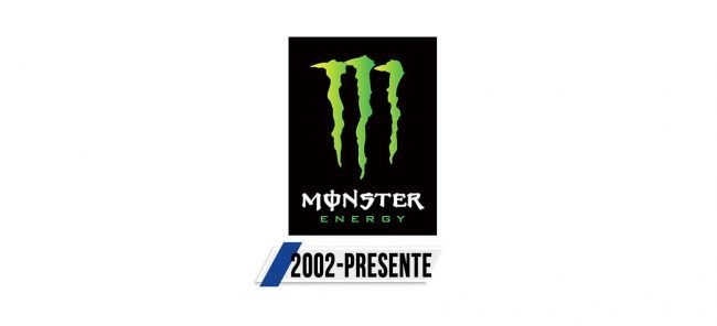 Monster Energy Logo Historia