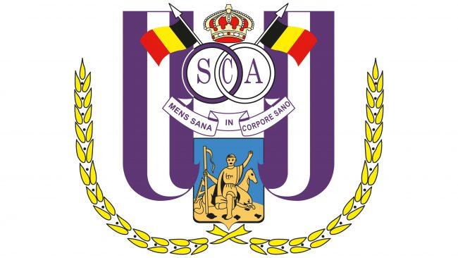Anderlecht Logotipo 2003-2008