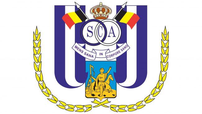 Anderlecht Logotipo 2009-2010