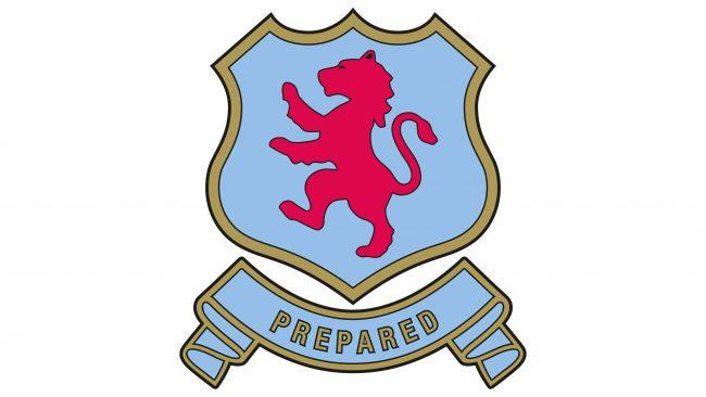 Aston Villa Logotipo 1956