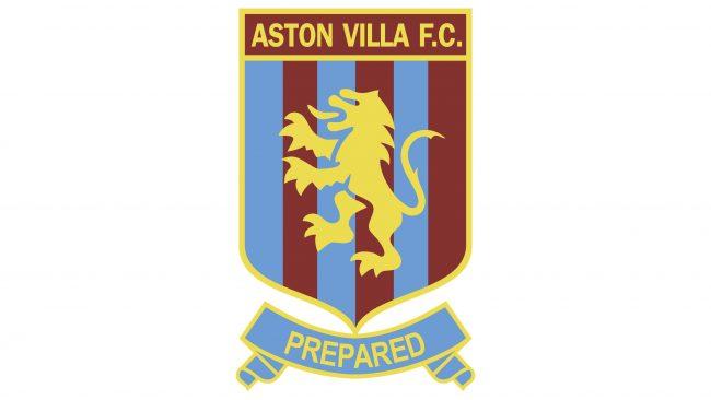 Aston Villa Logotipo 1970-1980