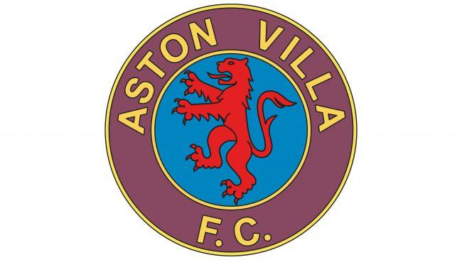 Aston Villa Logotipo 1973-1987