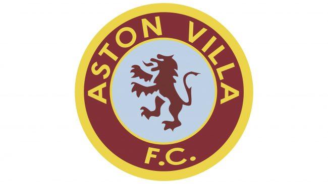 Aston Villa Logotipo 1980-1990