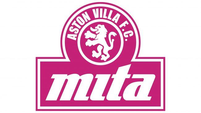 Aston Villa Logotipo 1980