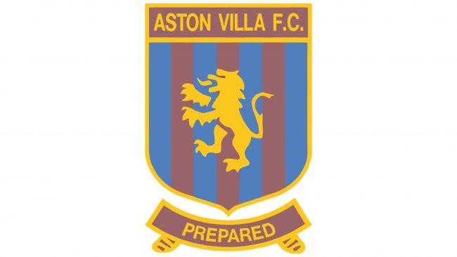 Aston Villa Logotipo 1990-2000