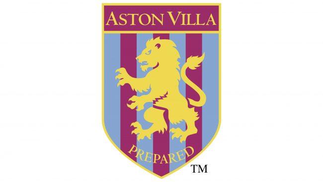 Aston Villa Logotipo 1990-2007