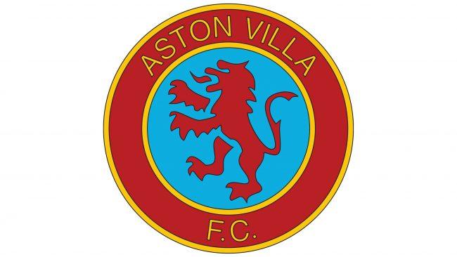 Aston Villa Logotipo 1990