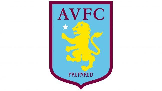 Aston Villa Logotipo 2007-2008