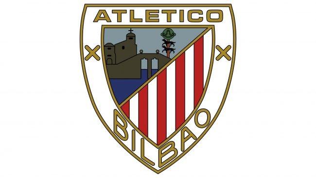 Athletic Bilbao Logotipo 1941-1942