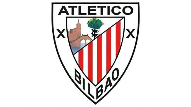 Athletic Bilbao Logotipo 1942-1970