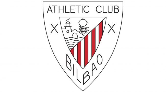 Athletic Bilbao Logotipo 1970-1973