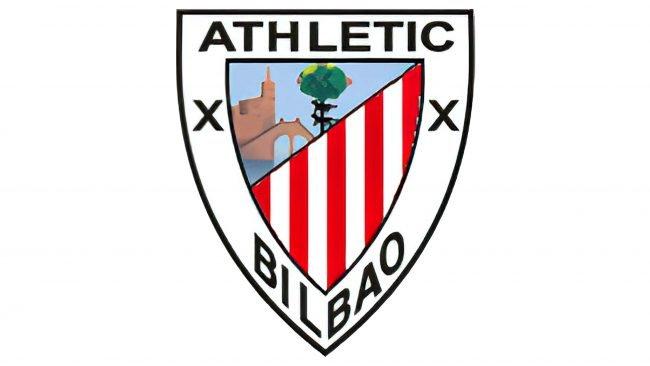 Athletic Bilbao Logotipo 1973-1980