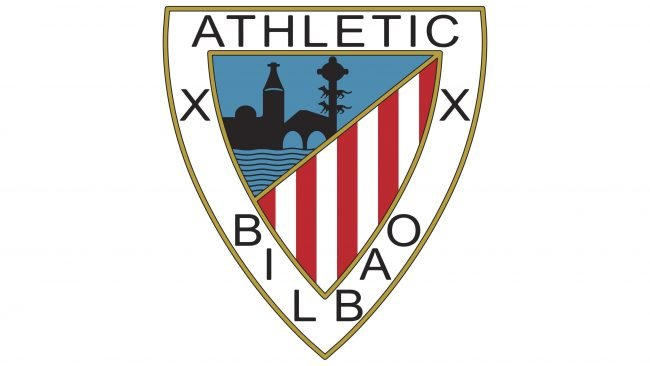 Athletic Bilbao Logotipo 1980-1983