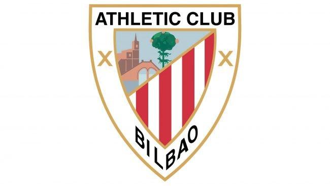 Athletic Bilbao Logotipo 1983-1995