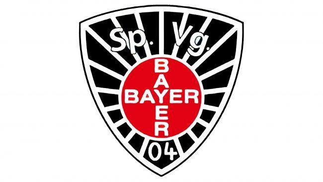 Bayer 04 Leverkusen Logotipo 1928-1938