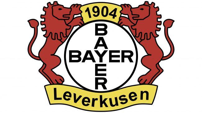 Bayer 04 Leverkusen Logotipo 1996-2006