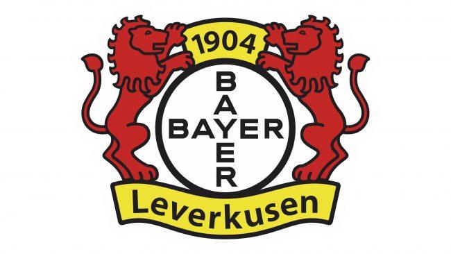 Bayer 04 Leverkusen Logotipo 2006-presente