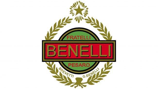 Benelli Logotipo 1925-1932
