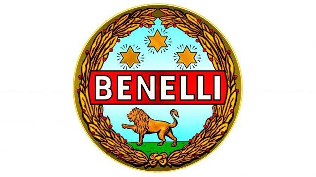 Benelli Logotipo 1932-1951