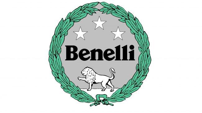 Benelli Logotipo 1995-presente
