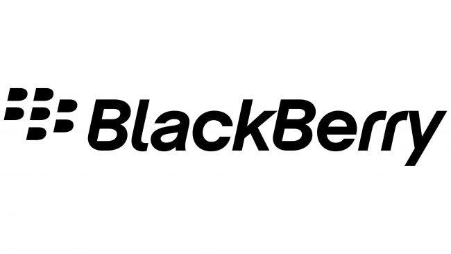 BlackBerry Logo 2004-presente