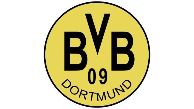 Borussia Dortmund Logotipo 1945-1964