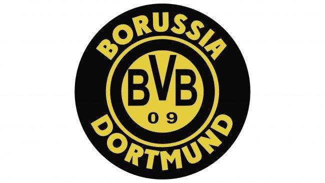 Borussia Dortmund Logotipo 1964-1974
