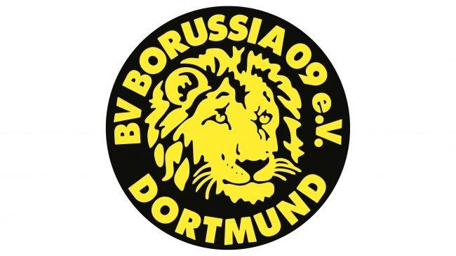 Borussia Dortmund Logotipo 1976-1978