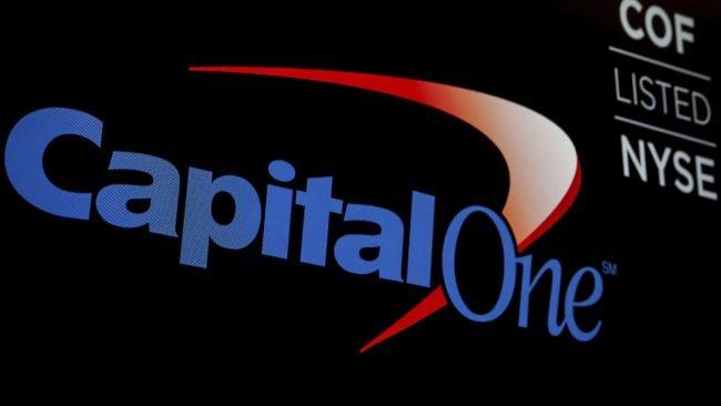 Capital One Simbolo