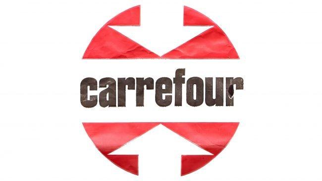 Carrefour Logotipo 1963-1966