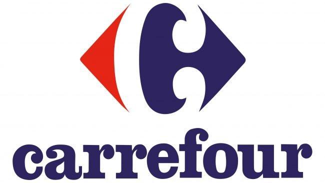 Carrefour Logotipo 1966-1972