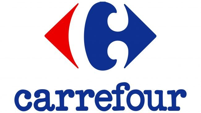 Carrefour Logotipo 1972-1982